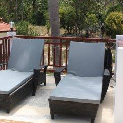 Отель Villa Moore балкон