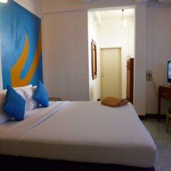 Отель Sawasdee Khaosan Inn Бангкок комната для гостей фото 5