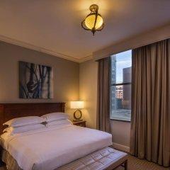 Отель Hilton St. Louis Downtown Сент-Луис комната для гостей фото 5