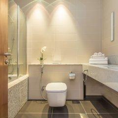 Отель DHH - Central Park ванная