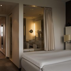 Отель Pullman Berlin Schweizerhof 5* Улучшенный номер с различными типами кроватей фото 2
