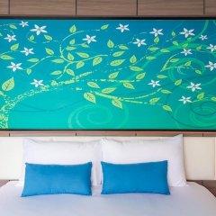 The Marina Phuket Hotel Патонг в номере фото 2