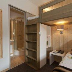 Hotel Club MMV Les Neiges сейф в номере