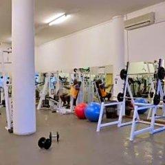 Отель Cresta President Габороне фитнесс-зал фото 3