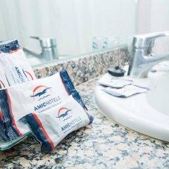 Отель Amic Miraflores Испания, Кан Пастилья - 3 отзыва об отеле, цены и фото номеров - забронировать отель Amic Miraflores онлайн ванная