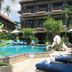 Отель Grand Thai House Resort бассейн фото 7