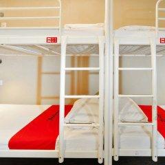RedDoorz Hostel near Chinatown MRT Сингапур комната для гостей