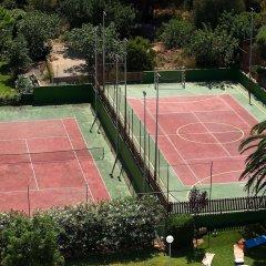 Отель Apartamentos Siesta I спортивное сооружение
