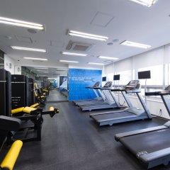Отель Citadines Haeundae Busan фитнесс-зал фото 2