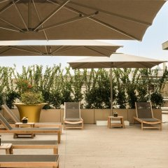 Отель The Rosa Grand Milano - Starhotels Collezione бассейн фото 2