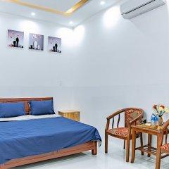 Отель Little Boss Homestay комната для гостей