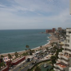 Отель Benal Beach Group пляж
