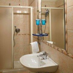 Отель Nuova Mestre Италия, Лимена - 3 отзыва об отеле, цены и фото номеров - забронировать отель Nuova Mestre онлайн ванная фото 2