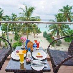 Отель Turquoise Residence by UI Мальдивы, Мале - отзывы, цены и фото номеров - забронировать отель Turquoise Residence by UI онлайн балкон
