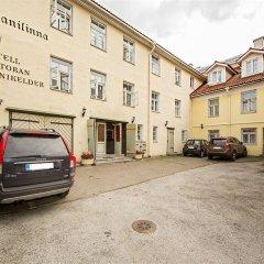 Отель Taanilinna Hotel Эстония, Таллин - 11 отзывов об отеле, цены и фото номеров - забронировать отель Taanilinna Hotel онлайн парковка