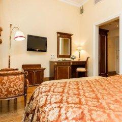 Гостиница Петровский Путевой Дворец 5* Стандартный номер с двуспальной кроватью фото 10
