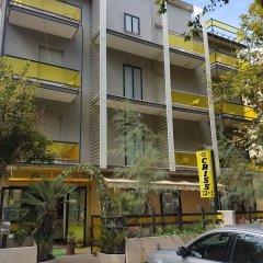 Отель Criss Италия, Римини - отзывы, цены и фото номеров - забронировать отель Criss онлайн парковка