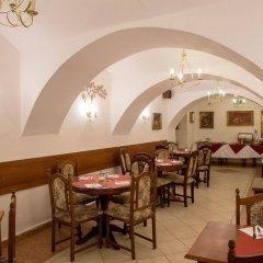 Отель Donatello Прага питание