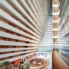 Отель Marina Bay Sands балкон