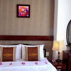 The World Hotel Nha Trang в номере
