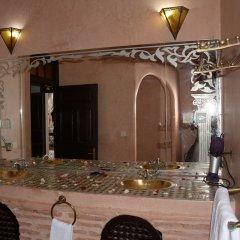 Отель Riad Assalam Марокко, Марракеш - отзывы, цены и фото номеров - забронировать отель Riad Assalam онлайн ванная фото 2