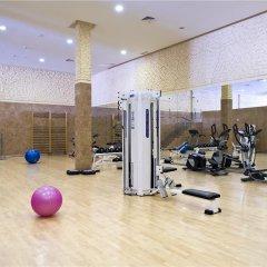 Отель Occidental Jandia Mar фитнесс-зал