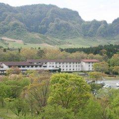 Отель Kyukamura Minami-Aso National Park Resort Villages Of Japan Минамиогуни фото 3