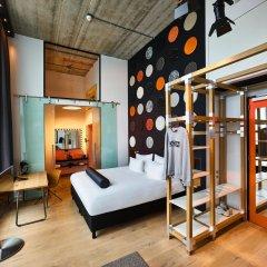 Отель Jaz Amsterdam Амстердам комната для гостей фото 2