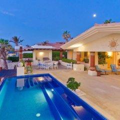 Отель Villa De La Playa Мексика, Сан-Хосе-дель-Кабо - отзывы, цены и фото номеров - забронировать отель Villa De La Playa онлайн бассейн фото 3