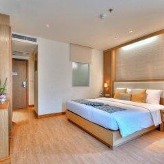 Отель The Ashlee Plaza Patong Hotel & Spa Таиланд, Карон-Бич - 1 отзыв об отеле, цены и фото номеров - забронировать отель The Ashlee Plaza Patong Hotel & Spa онлайн комната для гостей фото 3