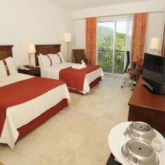 Отель Gamma de Fiesta Inn Plaza Ixtapa комната для гостей