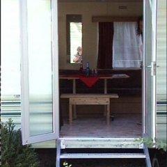 Отель Seven Hills Village Рим балкон