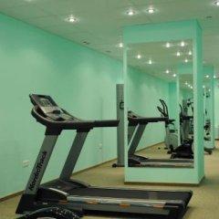 Отель Маяк (корпус Омь) Омск фитнесс-зал фото 2
