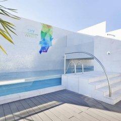 Отель White Lisboa Лиссабон бассейн