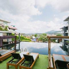 Отель Sugar Palm Grand Hillside бассейн фото 3