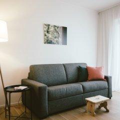 Отель Paulus Apartments Италия, Чермес - отзывы, цены и фото номеров - забронировать отель Paulus Apartments онлайн комната для гостей фото 3
