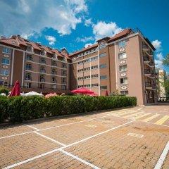 Отель Bahami Residence Болгария, Солнечный берег - 1 отзыв об отеле, цены и фото номеров - забронировать отель Bahami Residence онлайн парковка