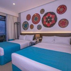 Отель Bohol Shores Филиппины, Дауис - отзывы, цены и фото номеров - забронировать отель Bohol Shores онлайн комната для гостей фото 4