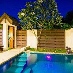 Отель Coco Palm Beach Resort бассейн