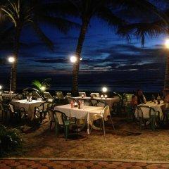 Отель Noble House Beach Resort питание