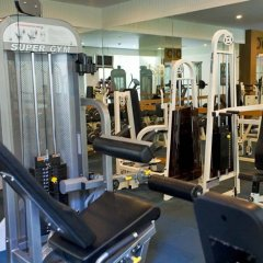 Отель Chaidee Mansion Бангкок фитнесс-зал фото 3