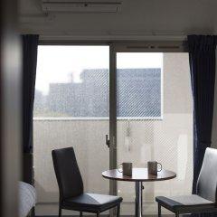 Отель Grand Residence Yoshizuka Фукуока балкон