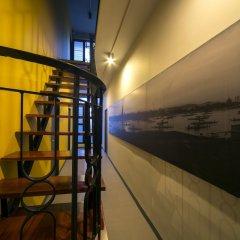 Siam Mitr Hostel Бангкок интерьер отеля