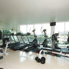 Отель Club Bamboo Boutique Resort & Spa фитнесс-зал фото 2