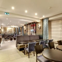 Hotel d'Amiens гостиничный бар