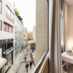 Апартаменты UPSTREET Luxury Apartments in Plaka Афины балкон