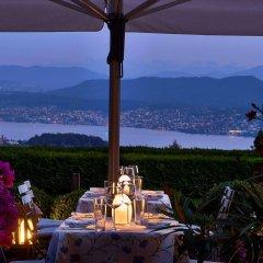 Отель Sorell Hotel Zürichberg Швейцария, Цюрих - 2 отзыва об отеле, цены и фото номеров - забронировать отель Sorell Hotel Zürichberg онлайн питание фото 2