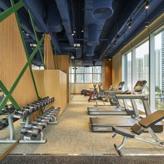 Отель COZi ·Wetland Китай, Гонконг - отзывы, цены и фото номеров - забронировать отель COZi ·Wetland онлайн фитнесс-зал