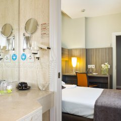 Отель Serrano by Silken Испания, Мадрид - 1 отзыв об отеле, цены и фото номеров - забронировать отель Serrano by Silken онлайн комната для гостей фото 2