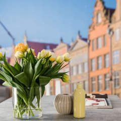 Апартаменты Old Town - OldNova by Welcome Apartment Гданьск парковка